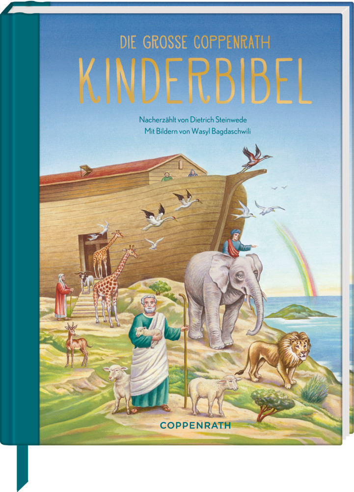 Kinderbibel - Die große Coppenrath Kinderbibel