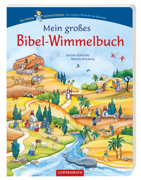 Kinderbibel - Mein großes Bibel-Wimmelbuch