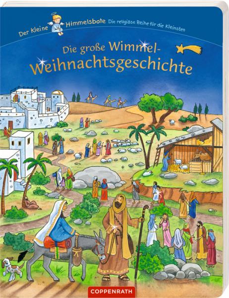 Kinderbuch - Die große Wimmel-Weihnachtsgeschichte