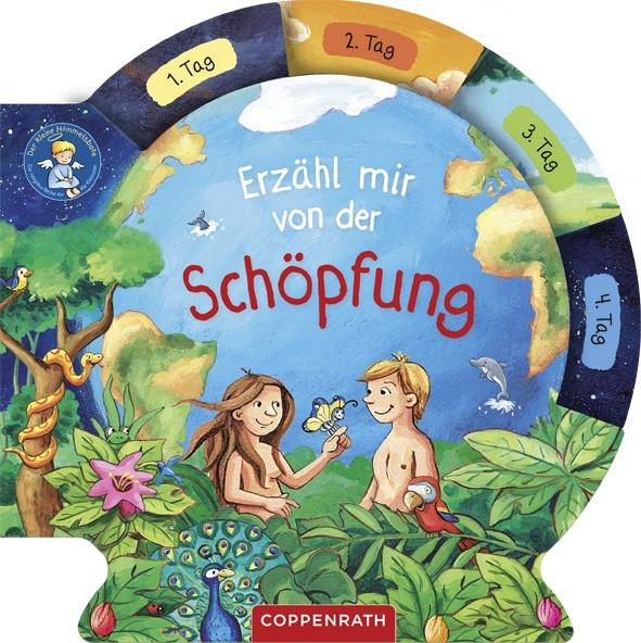 Kinderbuch - Erzähl mir von der Schöpfung