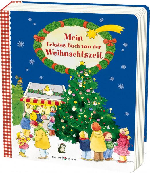 Kinderbuch - Mein liebstes Buch von der Weihnachtszeit