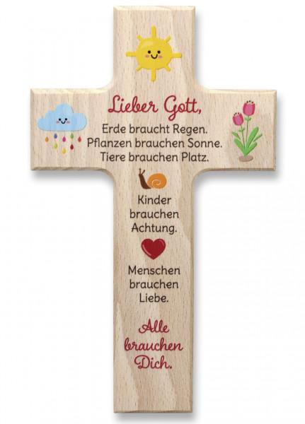 Kinderkreuz - Alle brauchen Dich