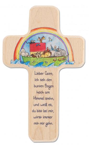 Kinderkreuz - Arche Noah & Buche