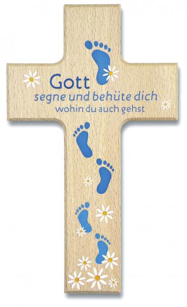 Kinderkreuz - Gott segne und behüte dich