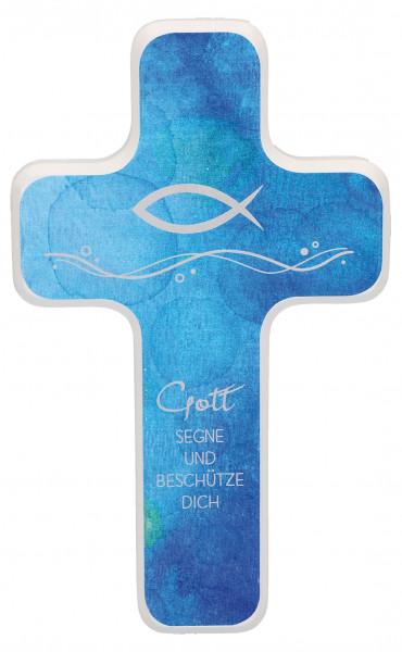 Kinderkreuz - Gott segne und beschütze dich