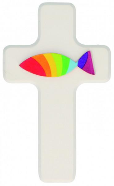 Kinderkreuz - Regenbogenfisch