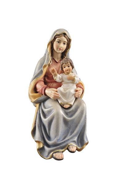 Kostner-Krippe - Hl. Maria mit Kind auf Arm