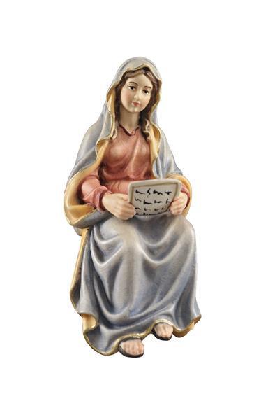 Kostner-Krippe - Hl. Maria mit Schrift