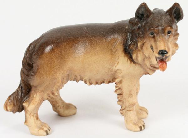 Kostner-Krippe - Schäferhund
