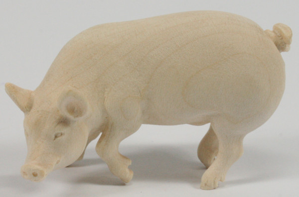 Kostner-Krippe - Schwein