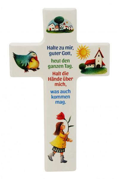 Kreuz - Halte zu mir, guter Gott