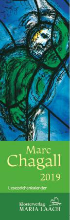 Lesezeichenkalender 2019 - Marc Chagall