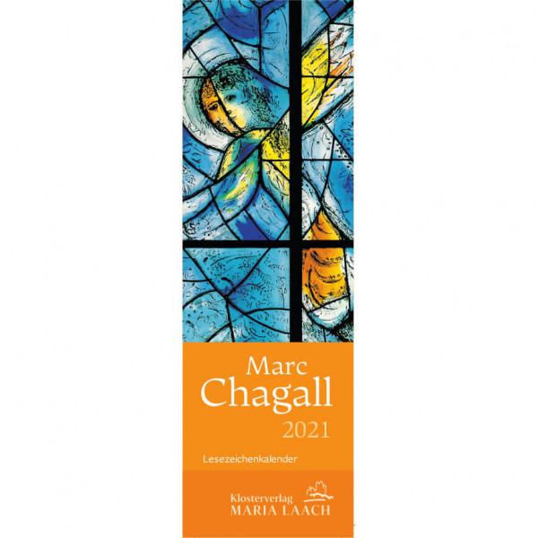 Lesezeichenkalender 2021 - Marc Chagall
