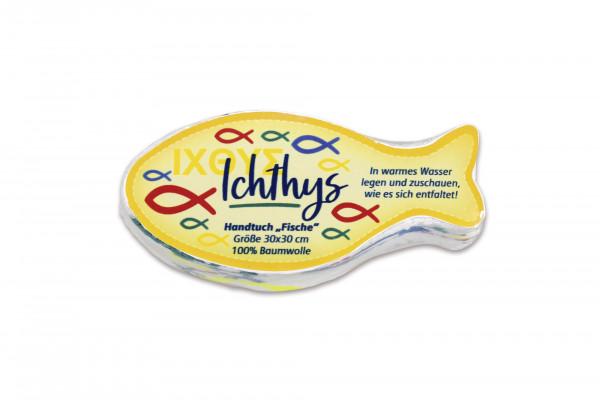 Mini-Handtuch - Fische