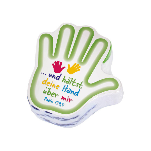 Mini-Handtuch - Hand