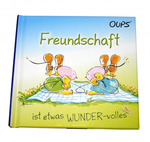 Minibuch - Freundschaft ist etwas Wundervolles