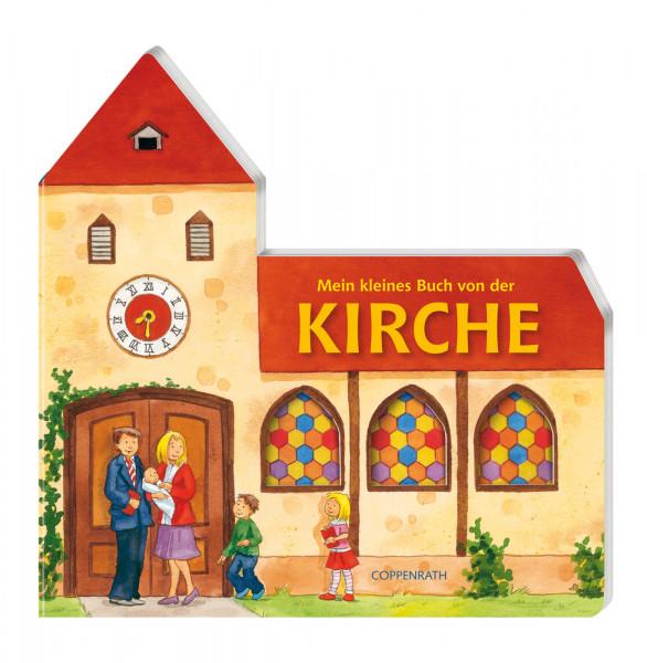 Pappbilderbuch - Mein kleines Buch von der Kirche