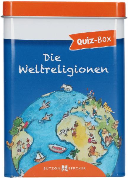 Quiz-Box - Die Weltreligionen