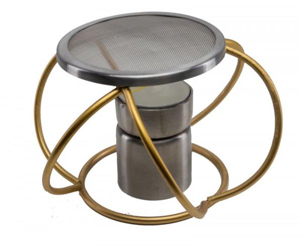 Räucherstövchen - Modern und Teelicht