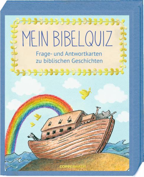 Schachtelschatz - Mein Bibelquiz