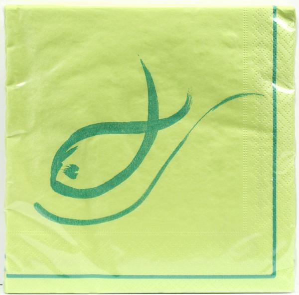Servietten - Fisch