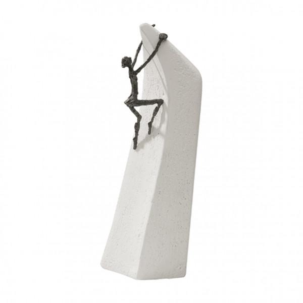 Skulptur - Alles ist möglich & Bronze