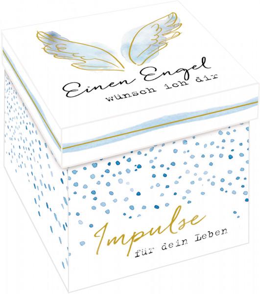 Sprüchebox - Einen Engel wünsch ich dir