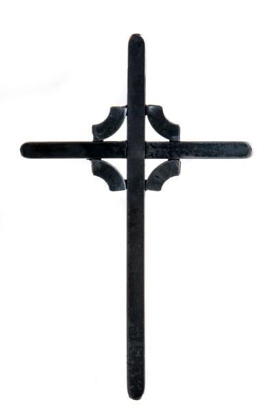 Stahlkreuz - Schlicht & Zentrum