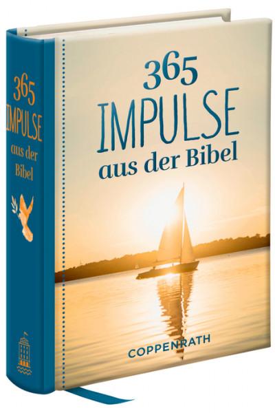 Taschenkalender - 365 Impulse aus der Bibel