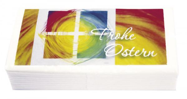 Taschentücher - Frohe Ostern & Hoffnung