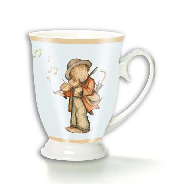 Tasse - Ein fröhliches Herz