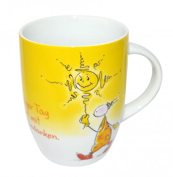 Tasse - Ein sonniger Tag