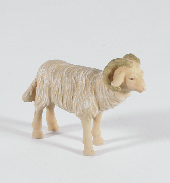 Tiroler-Krippe - Schaf blökend