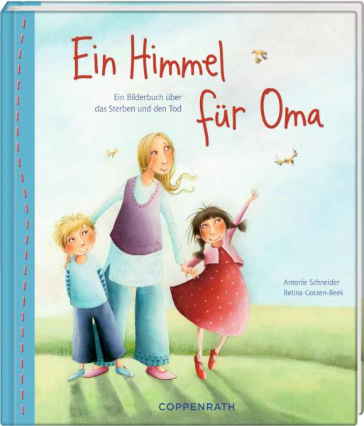 Trauerbuch für Kinder - Ein Himmel für Oma