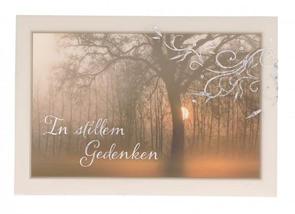 Trauerkarte - Trost & Hoffnung