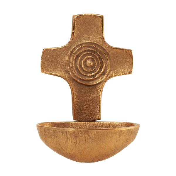 Weihwasserbecken - Kreise & Bronze