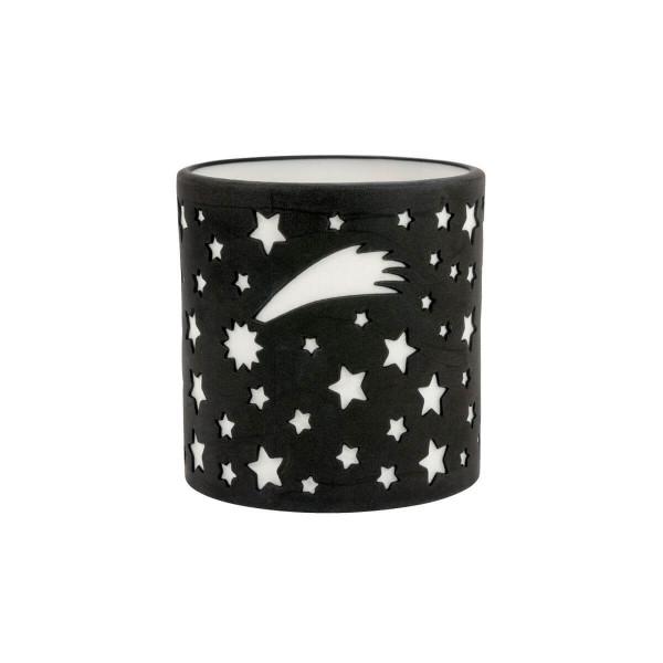 Windlicht - Sternenhimmel & Zylinder